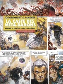La caste des Méta-Barons : intégrale | Volume 3-4 - JuanGiménez