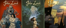 John Lord : pack : trilogie complète - Denis-PierreFilippi