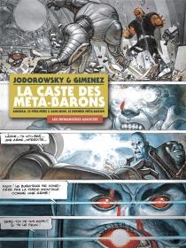La caste des Méta-Barons : intégrale | Volume 7-8 - JuanGiménez