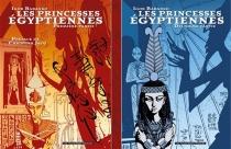 Les princesses égyptiennes : pack : tomes 1 et 2 - IgorBaranko