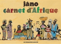 Carnet d'Afrique - Jano