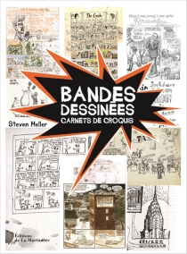 Bandes dessinées : carnets de croquis - StevenHeller
