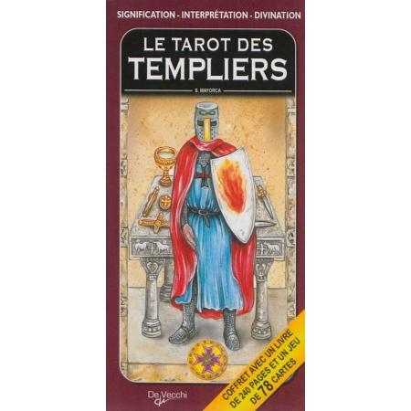 le tarot des templiers signification interpr tation divination arts divinatoires espace. Black Bedroom Furniture Sets. Home Design Ideas