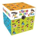Coffret bibliothèque cube P'tit Loup - OrianneLallemand, EléonoreThuillier, EléonoreThuillier