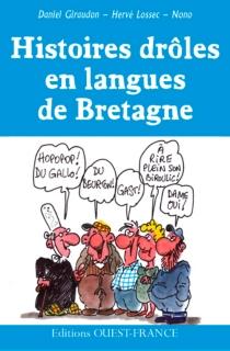 Coffret Histoires drôles en langues de Bretagne - DanielGiraudon