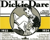 Dickie Dare | Volume 1, 1933-1934 - Milton Caniff