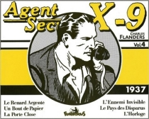 Agent secret X-9 | Volume 4 - Charles Flanders