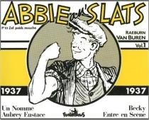 Abbie an'Slats | Volume 1, 1937 - RaeburnVan Buren