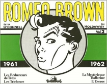 Romeo Brown | Volume 2, 1961-1962 - Jim Holdaway