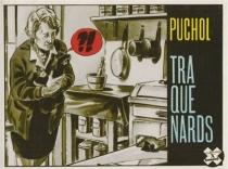 Traquenards - JeannePuchol