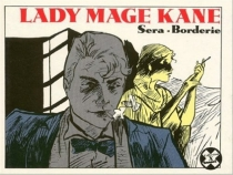 Lady Mage Kane - François Borderie
