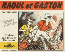 Raoul et Gaston - Lyman Young
