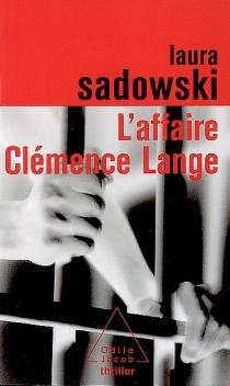 L'affaire Clémence Lange - LauraSadowski