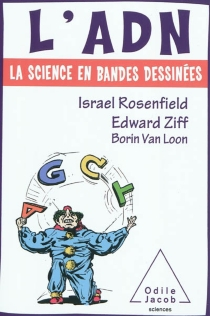 L'ADN : la science en bandes dessinées - Israel Rosenfield