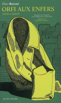 Orfi aux enfers : poema a fumetti - DinoBuzzati