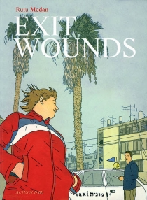 Exit wounds - Rutu Modan