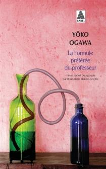 La formule préférée du professeur - YôkoOgawa