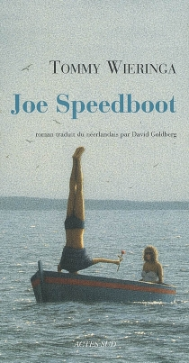 Joe Speedboot - Tommy Wieringa