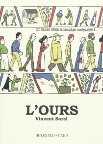 L'ours - VincentSorel