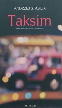 Taksim - AndrzejStasiuk