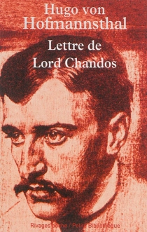 Lettre de lord Chandos - Hugo vonHofmannsthal