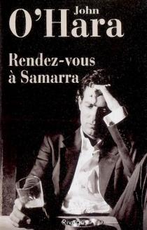 Rendez-vous à Samarra - JohnO'Hara