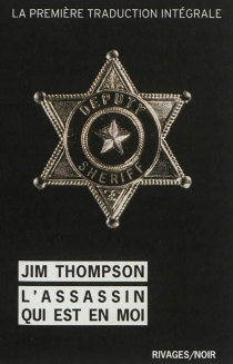 L'assassin qui est en moi - Jim Thompson