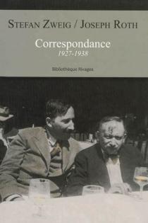 Correspondance : 1927-1938 - JosephRoth