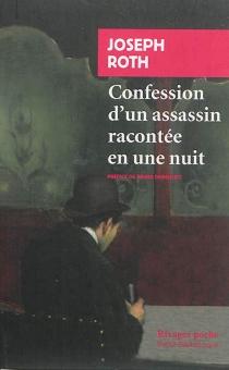 Confession d'un assassin racontée en une nuit - JosephRoth