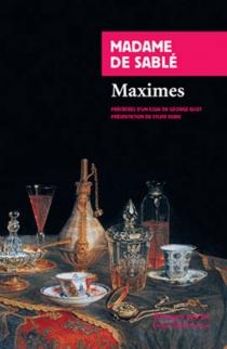 Maximes| Précédé de La femme en France - Madeleine de SouvréSablé