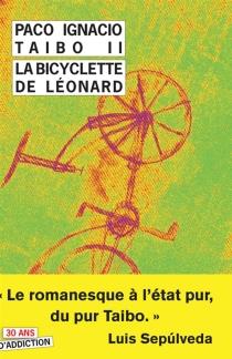 La bicyclette de Léonard - Paco IgnacioTaibo