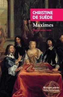 Maximes - Christine