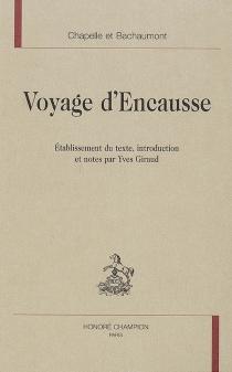 Voyage d'Encausse - François Le Coigneux deBachaumont