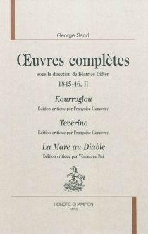 Oeuvres complètes | 1845-46 (2) - George Sand