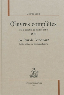 Oeuvres complètes | 1876 - George Sand
