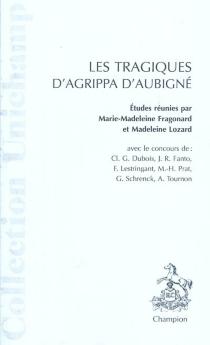 Les tragiques d'Agrippa d'Aubigné -