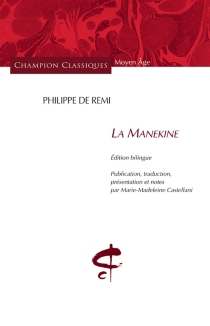 La Manekine - Philippe de RémiBeaumanoir