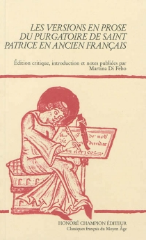 Les versions en prose du Purgatoire de saint Patrice en ancien français -