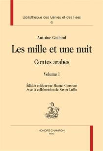 Les mille et une nuit : contes arabes -