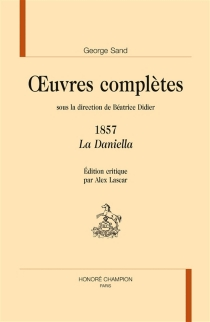 Oeuvres complètes | 1857 - George Sand