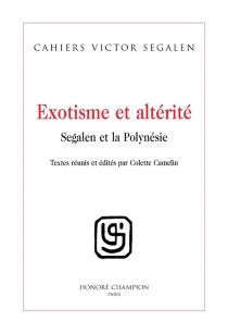 Cahiers Victor Segalen, n° 2 -