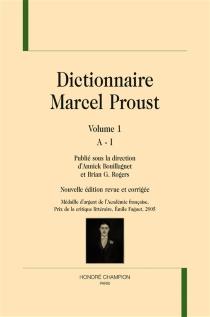 Dictionnaire Marcel Proust -