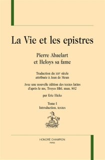 La vie et les epistres - PierreAbélard