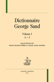 Dictionnaire George Sand -