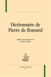 Dictionnaire de Pierre de Ronsard -