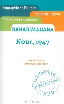 Raharimanana, Nour, 1947 - DominiqueRanaivoson