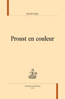Proust en couleur - DavideVago