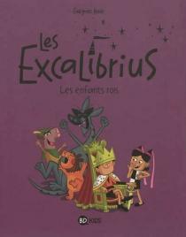 Les Excalibrius - GrégoirePont