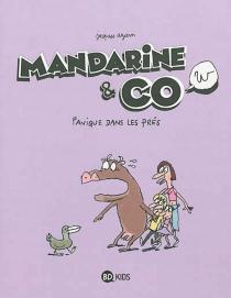 Mandarine et cow - JacquesAzam