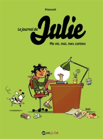 Le journal de Julie - Princess H.
